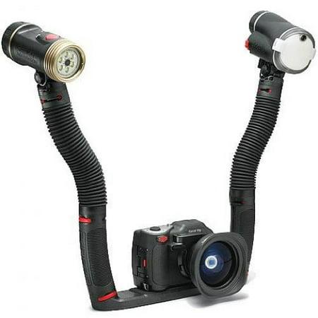 SeaLife DC1400 HD Underwater Digital Camera Sea Dragon Maxx Duo Set with Flash & Light Includes Fisheye Lens, Flash, (Dragon Apx Lenses)