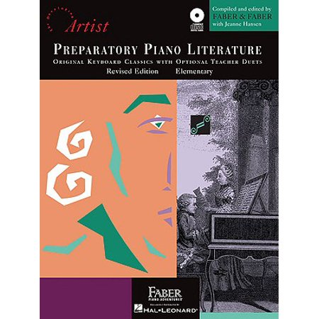 Preparatory Piano Literature : Developing Artist Original Keyboard Classics Original Keyboard Classics with Opt. Teacher