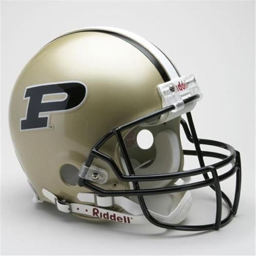 Victory Collectibles 31453 Rfa C Purdue - Boilermakers Full Size Authentic Helmet by Riddell