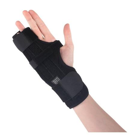 Sports Medicine Splint (Med Spec Fracture Hand Metacarpal Boxer Splint)
