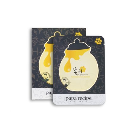 Papa Recipe Black Honey Mask Pack 10 pack