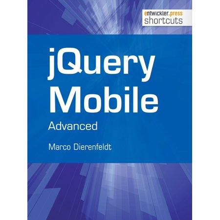 jQuery Mobile - Advanced - eBook (Best Jquery Mobile Themes)
