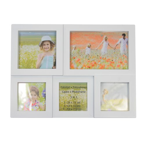 Northlight Seasonal Multi-Sized Puzzled Collage Wall Decoration Picture Frame