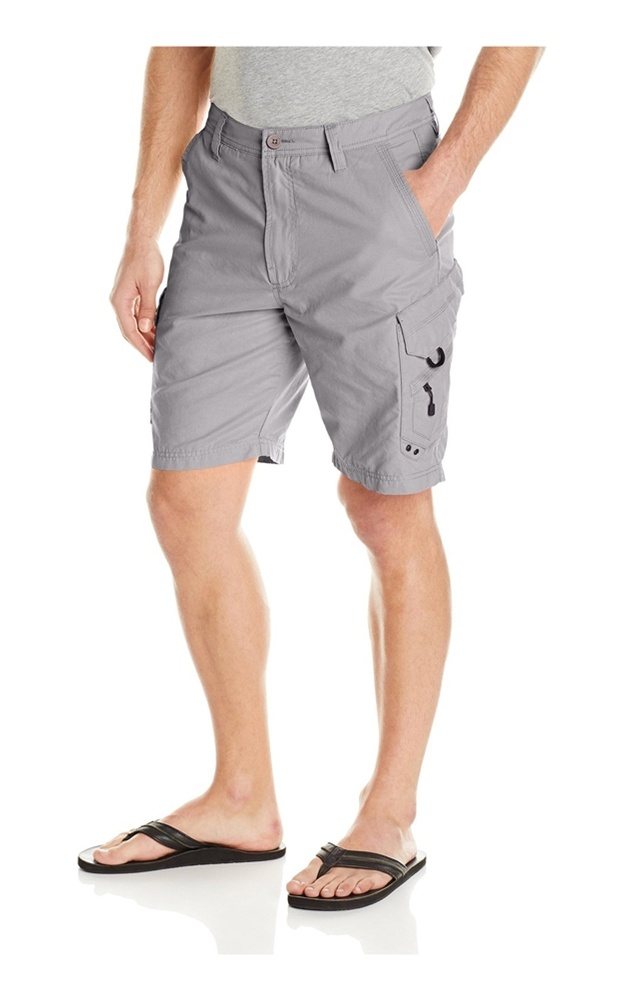Quiksilver Mens American Standard Casual Cargo Shorts