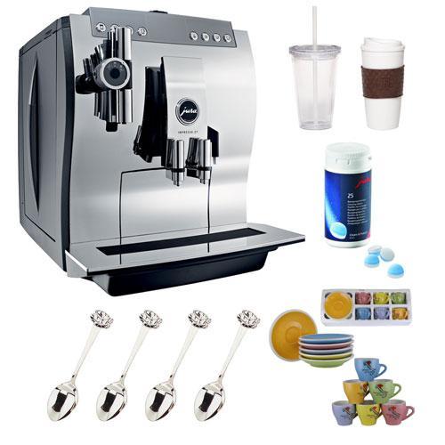 how to clean a jura coffee machine