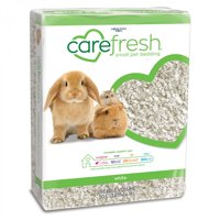 Carefresh White Small Pet Bedding - 50 L