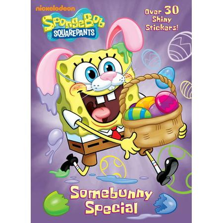 Somebunny Special (SpongeBob - Spongebob Halloween Color Pages