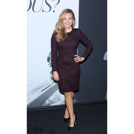 Eloise Mumford At Arrivals For Fifty Shades Of Grey Fan First Screening  Hosted By The Today Show Ziegfeld Theatre New York Ny February 6 2015 Photo  By