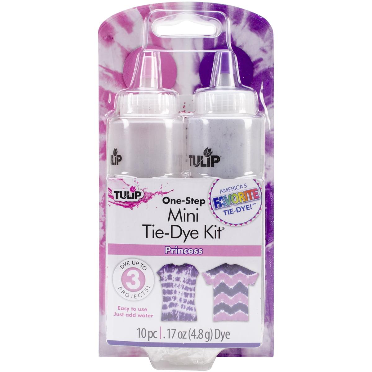 Tulip One-Step Mini Tie-Dye Kit-Princess