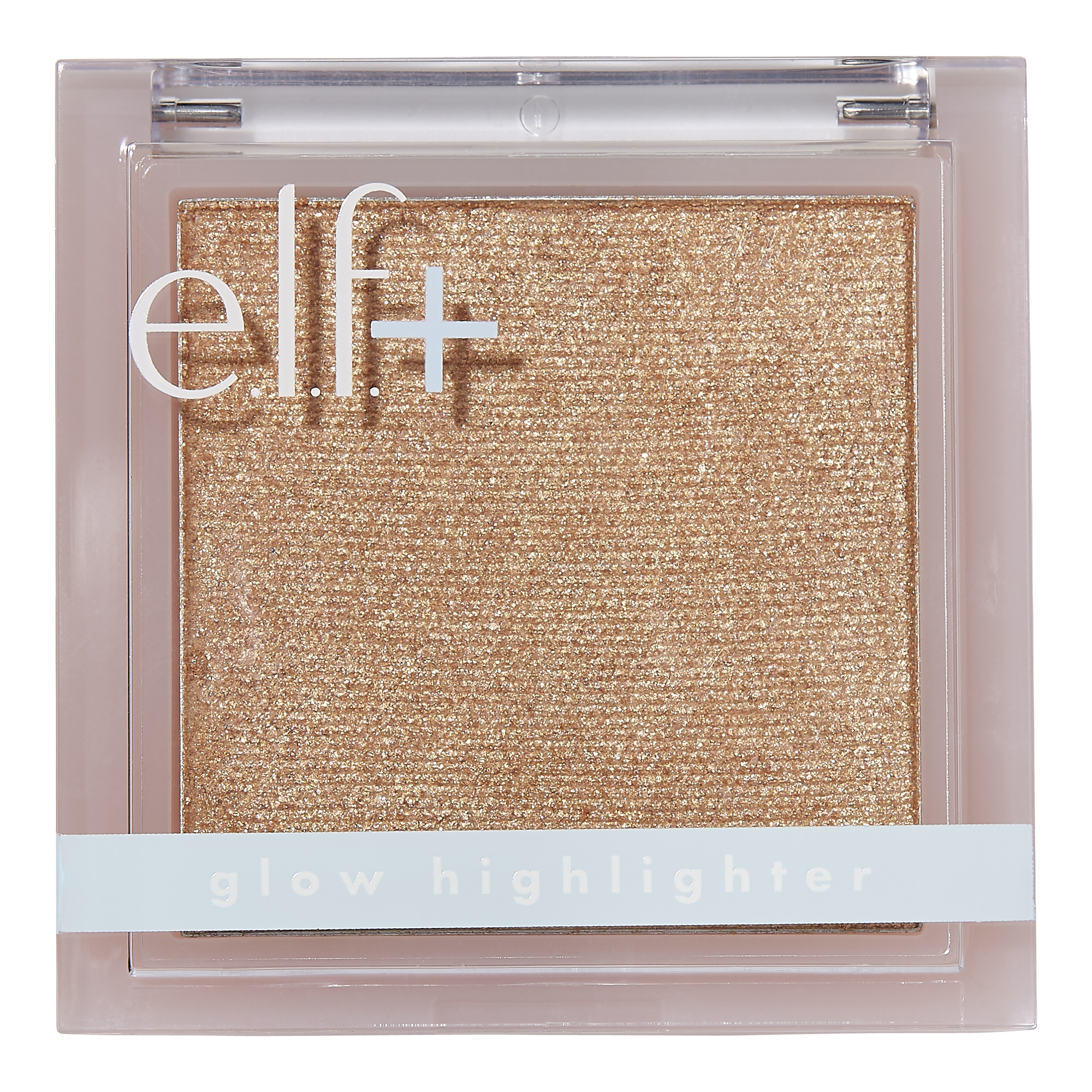 e.l.f. Cosmetics Elf+ Coco Glow Highlighter, Gold