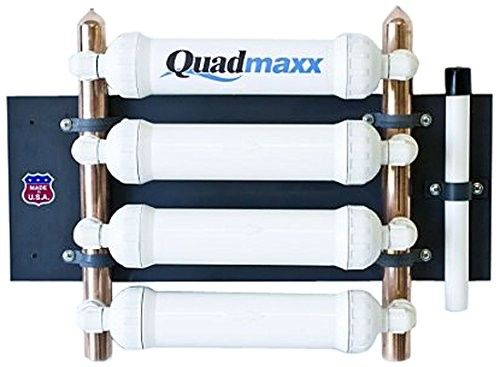 QuadMaxx HydroCare Home Water Filter & Purification System by