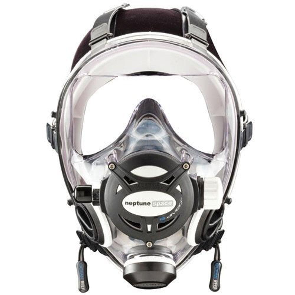 Ocean Reef Neptune Space G Full Face Mask White by Ocean Reef
