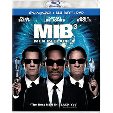 Men In Black 3 (Blu-ray) (Men In Blac 3)