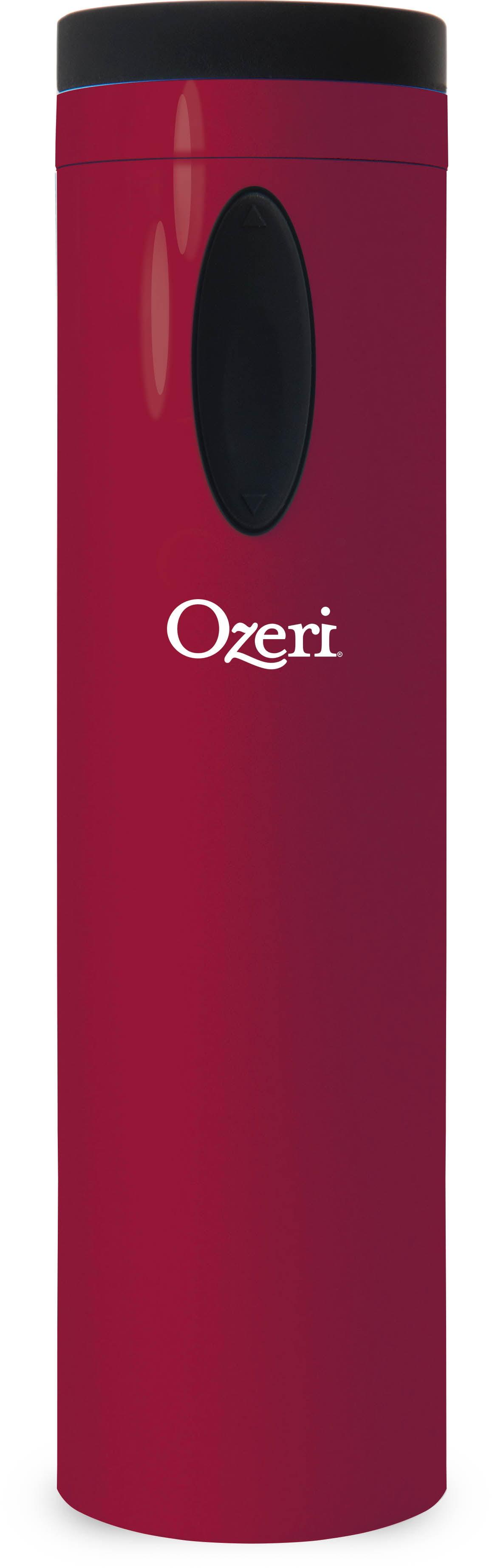 Ozeri Fascina Electric Wine Bottle Opener and Corkscrew by OZERI