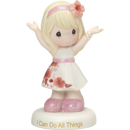 Precious Moments 185081 I Can Do All Things Figurine](Precious Moments Halloween Figurines)