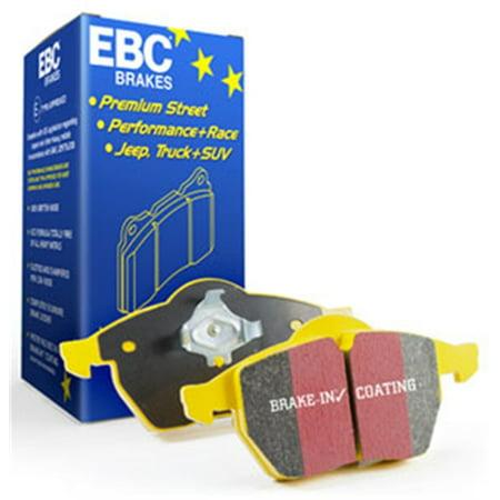EBC 07-13 Acura MDX 3.7 Yellowstuff Rear Brake Pads