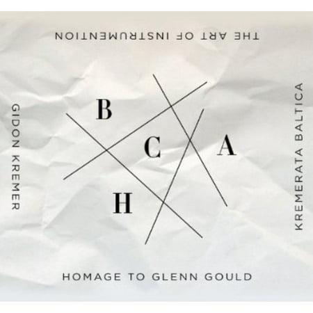 Art Of Instrumentation: Homage To Glenn Gould
