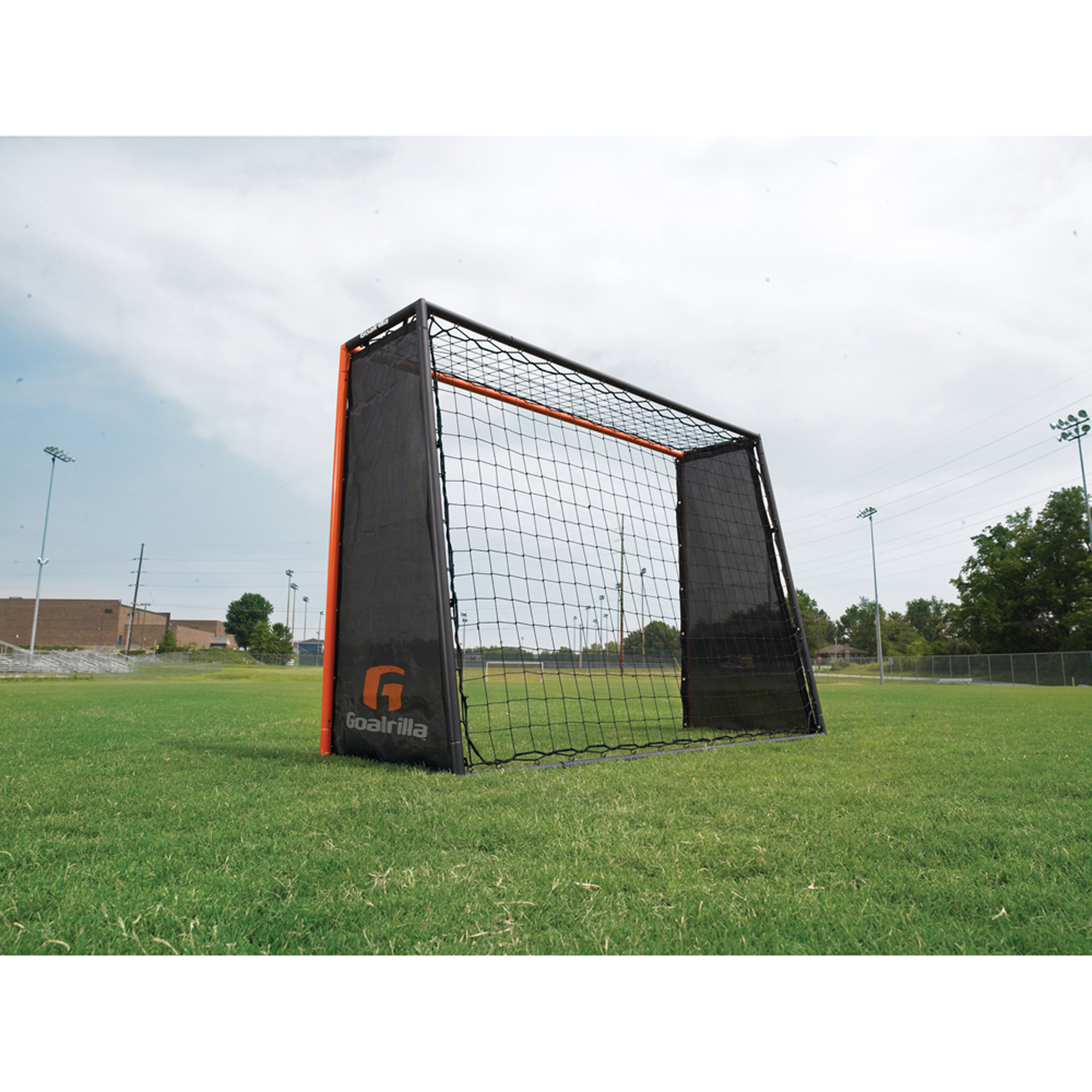 Goalrilla Striker Ultra-Responsive Rebounding Soccer Net and Goal