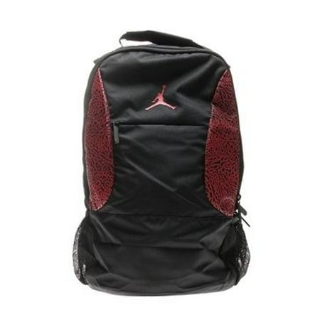 6903d0b4de30 Nike - Nike Air Jordan Unisex Laptop Backpack Bookbag Black (546469-011) -  Walmart.com