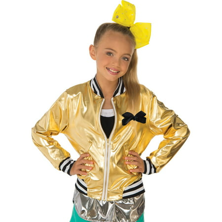 Jojo Siwa Yellow Hair Bow - Mojo Jojo Costume