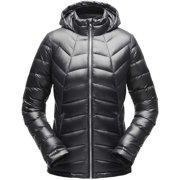 SPYDER Womens Syrround Hoody Waterproof Down Jacket for Winter Sports