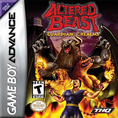 Altered Beast: Guardian of the Realms GBA