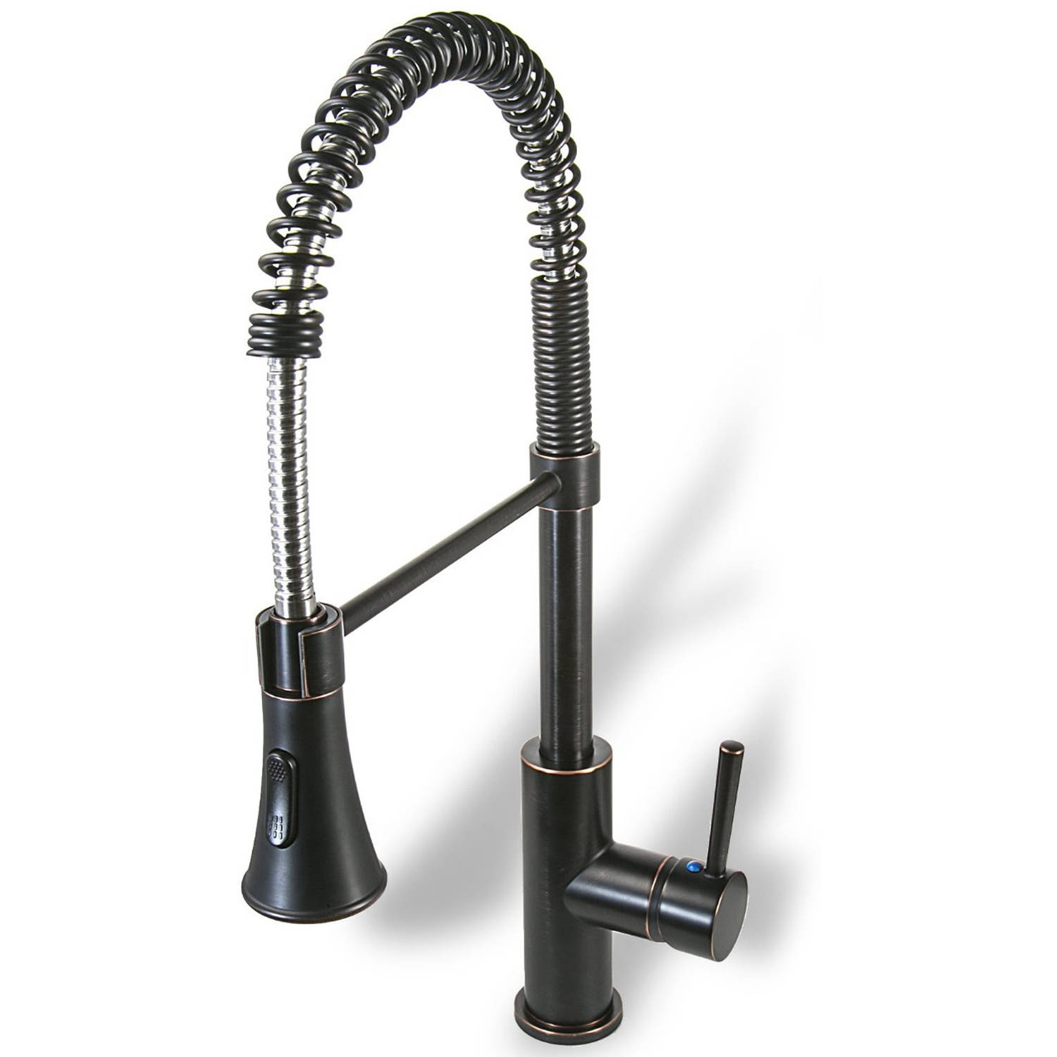 Ultra Faucets Uf17205 Oil Rubbed Bronze Finish Single Handle Kitchen