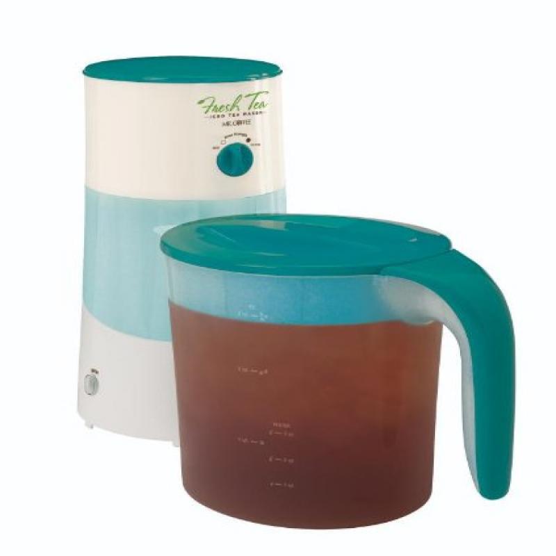 Mr Coffee Fresh Iced Tea Maker 3 Quart Teal Tm70ts
