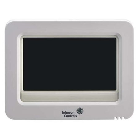 JOHNSON CONTROLS Low Voltage WiFi Capable Thermostat, Humid. Control, Residential, T8590