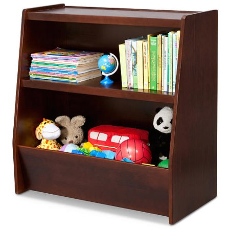Babies R Us Next Steps Bookcase And Toy Storage Espresso