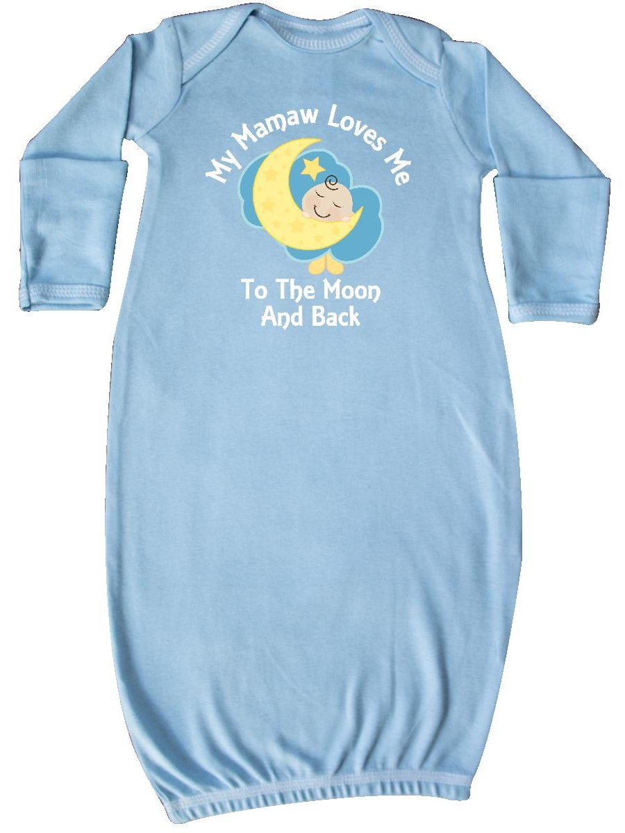 Mamaw Grandma Loves Me girls boys Newborn Layette