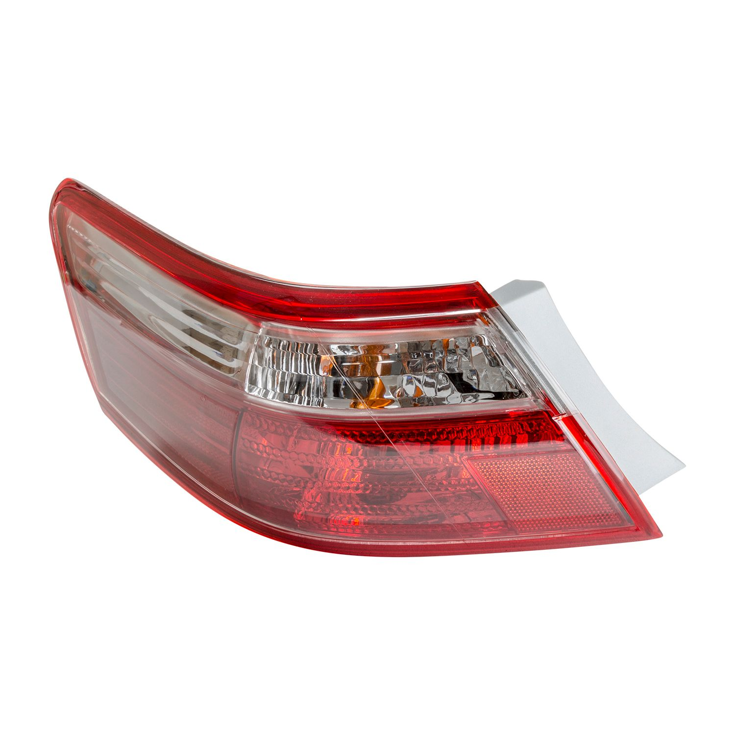 TYC 11-6184-00-1 Left Outer Tail Light Assembly for 07-09 Toyota Camry TO2818129