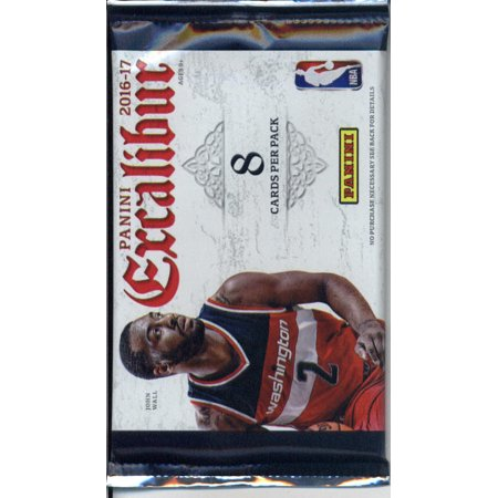1 - 2016-17 Panini Excalibur Basketball Unopened Pack of 8 Cards