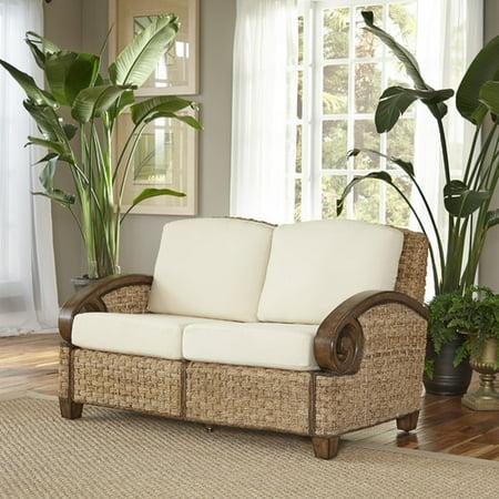 Home Styles Cabana Banana III Honey Love Seat (Cabana Banana Iii Love Seat By Home Styles)