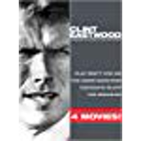 Clint Eastwood American Icon Collection (Play Misty for Me / The Eiger Sanction / Coogan's Bluff / The (Best Clint Eastwood Westerns)