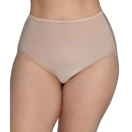 Vanity Fair Plus Size Illumination Brief (5x Panties)