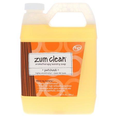Indigo Wild Zum Clean Aromatherapy Laundry Soap Patchouli