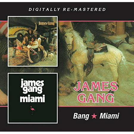 Bang / Miami - Miami Dolphins 12' Vinyl