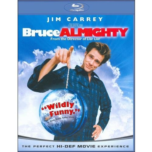 Bruce Almighty (Blu-ray) (With BD-Live) (Widescreen)