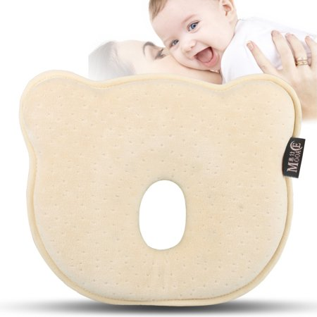 6190d67ab Memory Foam Baby Pillows Breathable Baby Shaping Pillows to Prevent ...