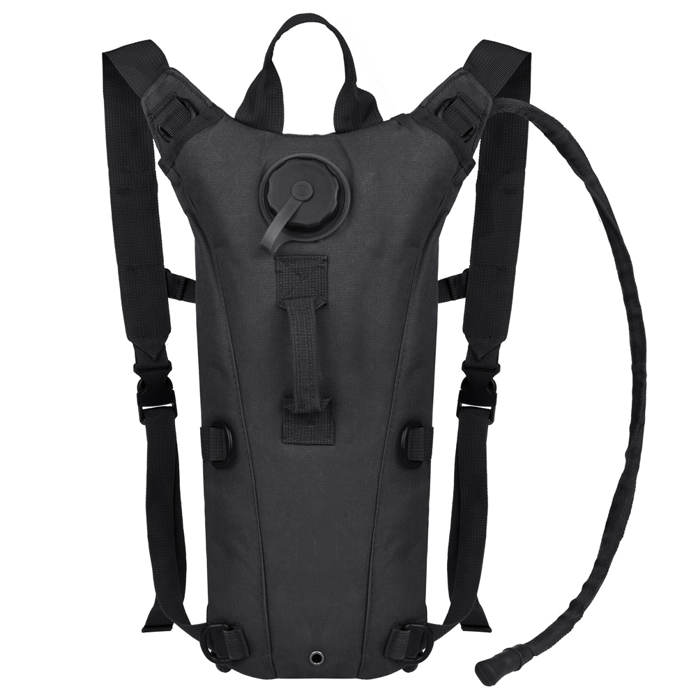 Vbiger Hydration Pack with 3L Bladder Water Bag Great for Hunting Climbing Running and Hiking by