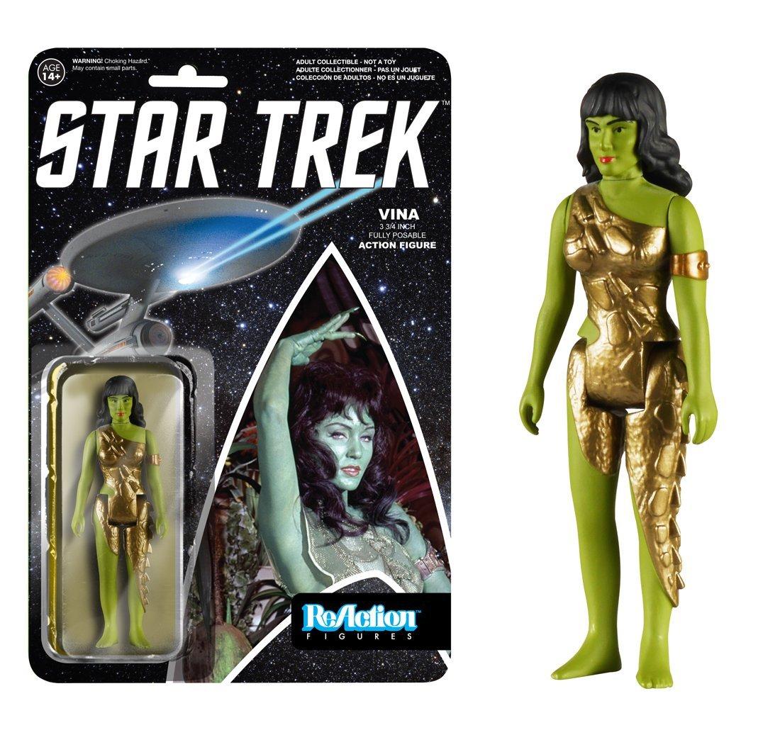 Funko ReAction: Star Trek Vina Action Figure by Funko