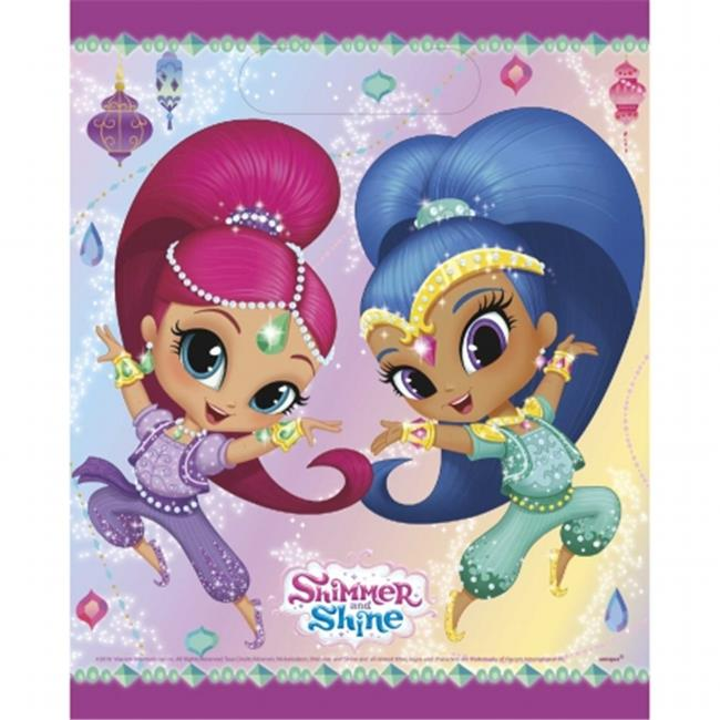 Shimmer and Shine 30350640 Shimmer   Shine Party Loot Bags ... f33c76b99b5a7