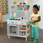 Kidkraft Toddler Kitchen Right Start Exclusive Walmart Com