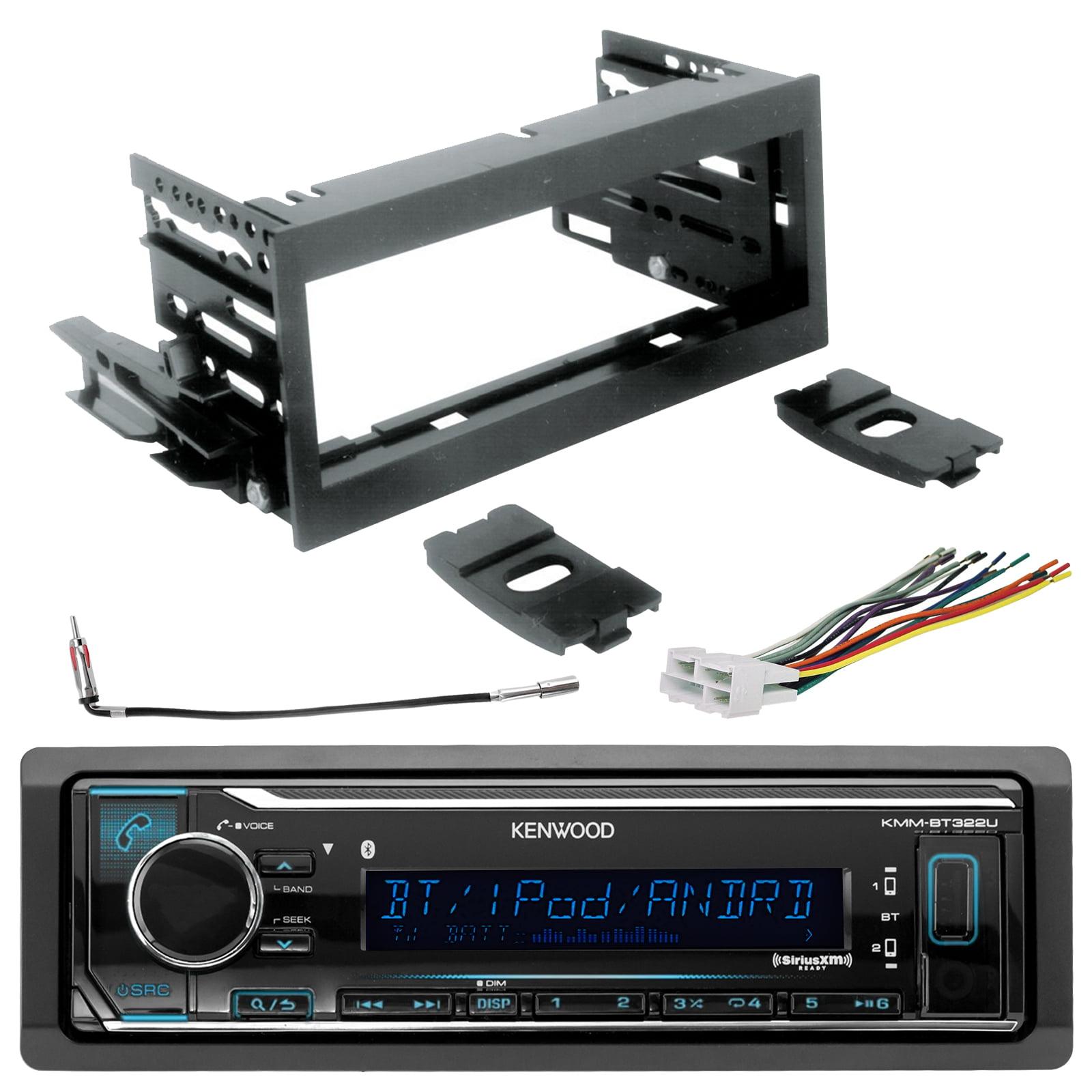 Kenwood Radio Wiring