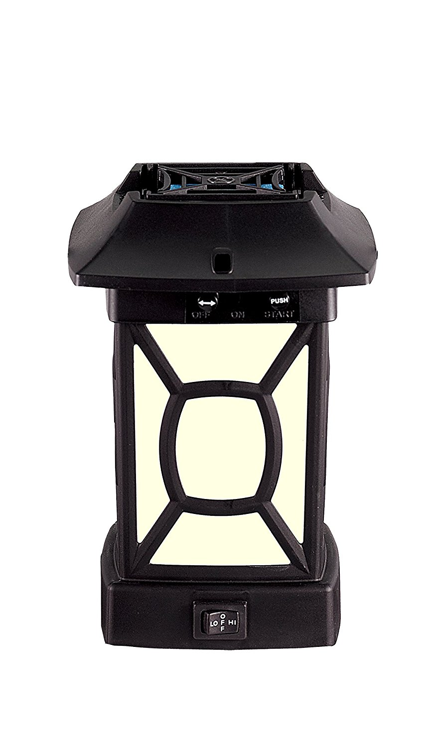 Mosquito Repellent Pest Control Outdoor Lantern Black, USA, Brand Thermacell by