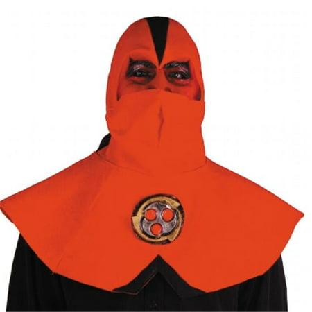 Ninja Devil Half Mask W Hood - image 1 of 1