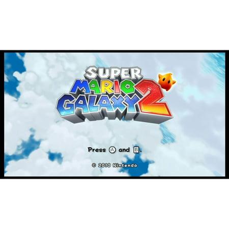 Super Mario Galaxy 2, Nintendo, WIIU, [Digital Download], 0004549666102