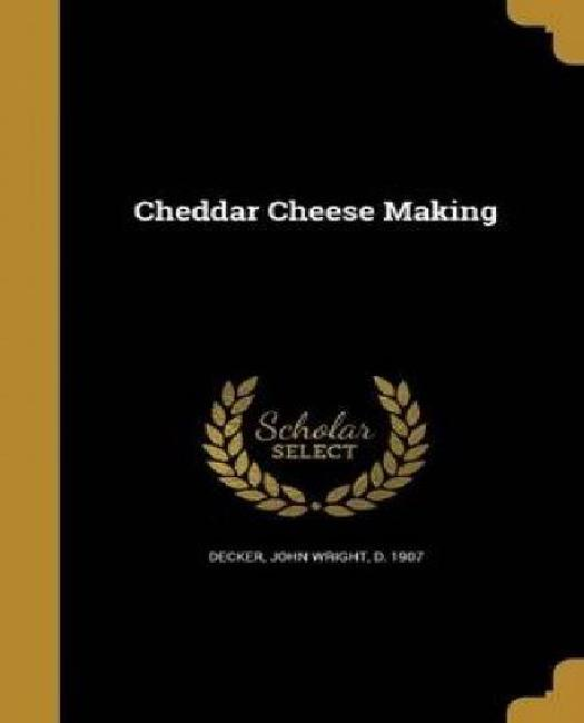 Cheddar Cheese Making by