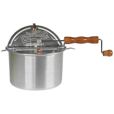 The Original Whirley-Pop 3-Minute Stovetop Popcorn Popper